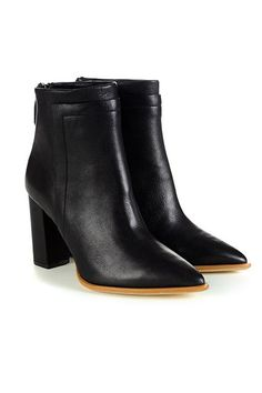 2015's Hottest Shoe Trends That You Can Wear Right Now #refinery29  http://www.refinery29.com/shoe-trends-2015#slide-1  The Pointy-Toe Ankle Boot As walkable as your current go-to booties, but with a little bit of bad-girl frisson. Loeffler Randall's version is perfectly proportioned....