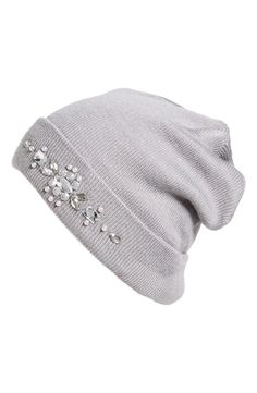 Loving this gem beanie.
