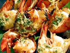 Lobster with Macadamia Nut Butter