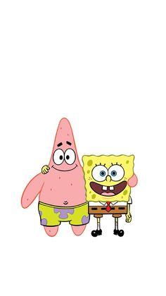 SpongeBob Wallpapers for iPhone 6 Spongebob Iphone Wallpaper, Disney Phone Wallpaper, Iphone Background Wallpaper, Tumblr Wallpaper, Spongebob Painting, Spongebob Drawings, Best Friend Wallpaper, Spongebob Patrick, Spongebob Squarepants