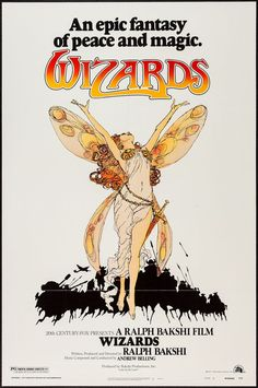Wizards (1977) by Raplh Bakshi