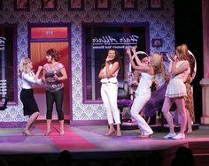 Bend and Snap with Katy Merriman as Elle, Jill Ziegler as Paulette, Kourtney Richards as Pilar, Halen Becker as Margot, and Taylor Millar as Serena