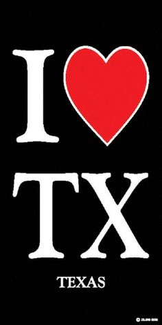 I Love TEXAS Souvenir Velour Bath Pool Beach Towel (30x60) San Antonio Austin #IslandGear