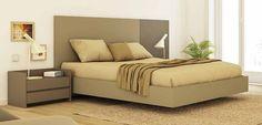 #FelicesSUEÑOS   Preciosos dormitorios minimalistas donde predominan las formas sencillas y los tonos ocres.