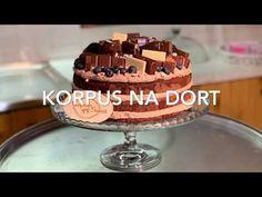Dortový korpus recept, návod - YouTube The Creator, Birthday Cake, Youtube, Desserts, Tailgate Desserts, Birthday Cakes, Dessert, Postres, Deserts