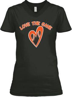 LOVE THE GAME | Teespring By Dana Hioles
