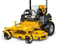 Hustler Turf – Zero Turn Riding Mowers – Commercial – Super Z HD Hyperdrive - Mowers - Residential - Super Z HD