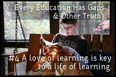 Every Education Has Gaps and Other Truths I've Learned