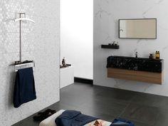 Bathroom furniture ICON Roble polvo