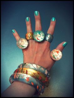 Hanami fingers #ZSISKA