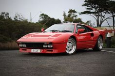 Ferrari 288 GTO state of art.