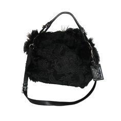1stdibs | Ralph Lauren black fur purse