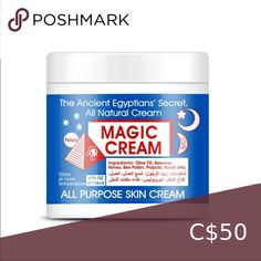 Magic cream Do you have dry skin, body eczema,Then this us the best cream you can ever think of.I have had clients use doctor prescribed medications for their dry or skin with eczema and nothing worked its magic as this magic cream did . magic cream Skincare Moisturizer Neck Cream, Skin Cream, Hand Cream, Caviar Face Cream, Tarte Sea, Fiber Mascara, We The Best, Face Serum, Body Works