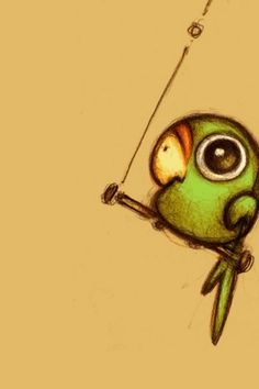 Parrot....  I love it!!!!