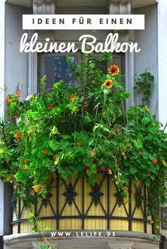 Klein, aber fein: Ideen für einen kleinen Balkon http://lelife.de/2017/04/klein-aber-fein-ideen-fuer-einen-kleinen-balkon/