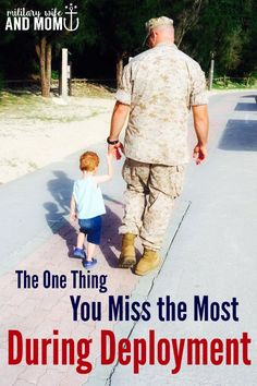 Yep, so true! What a special story about military deployment!