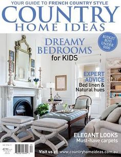 Vol 13: No 11 | Country Home Ideas | The Country Lifestyle Magazine