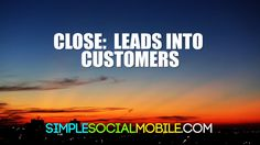 Once you've earned your leads trust through education and recommendations you can work to close them into a sale. You've earned it through amazing customer service. Customer Service, Social Media Marketing, Trust, Infographic, Education, Amazing, Infographics, Info Graphics, Customer Support