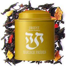 Orient - «Thé des Prophètes»  Flavoured black tea at Mariage Freres