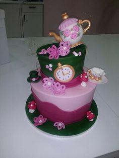 Cake by elina