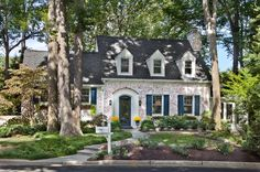 traditional exterior by Anthony Wilder Design/Build, Inc.