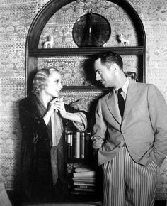 CAROLE  LOMBARD  and  WILLIAM  POWELL .