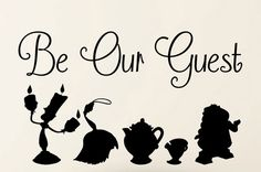 Hey, I found this really awesome Etsy listing at https://www.etsy.com/listing/218208395/beauty-and-the-beast-be-our-guest-quote