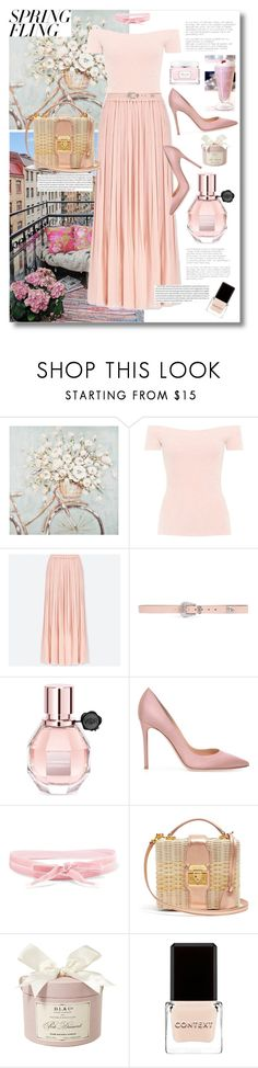 """""""Pink Spring Things"""" by thefabulousfashionblog ❤ liked on Polyvore featuring Helmut Lang, Uniqlo, Miss Selfridge, Viktor & Rolf, Aamaya by Priyanka, Mark Cross, Context, Elle, INC International Concepts and Christian Dior"""