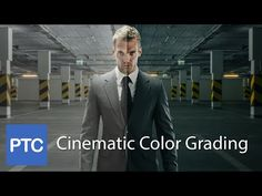 Cinematic Color Grading (Movie Looke Effect) - Photoshop Tutorial - YouTube