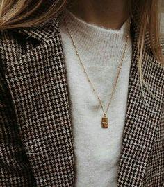 Cute simple jewellery.