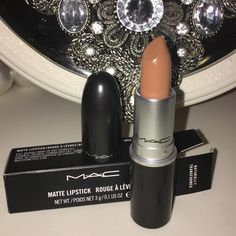 Mac lipstick - naturally transformed BNIB. 100% AUTHENTIC GUARANTEED. Before you ask why my price is close to MAC retail, please understand I price lower by 5-10% and I also offer a bundle discount of another 10% off 2+ items. If you buy a couple of products, that's like MAC having a sale, which we all know they never have. You are welcome to make offers, but lowball offers won't be entertained. I will list custom bundles and price so that shipping is less. I also will do ️️ on bundles over…