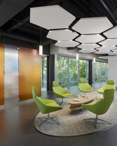 Workplace Spotlight: Saint-Gobain's Living Laboratory - Architizer