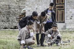 In Bhutan, Drones Used to Deliver Medical Material - India Real Time - WSJ