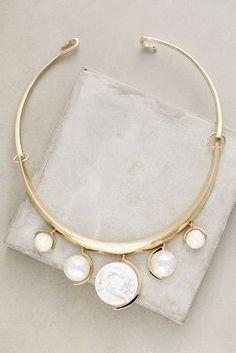 Blanca Collar Necklace #Anthropologie