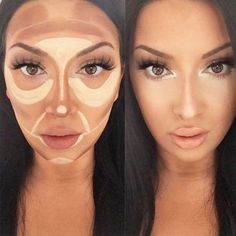 If you would like enhance your eyes and also increase your good looks, finding the best eye make-up ideas will help. You need to make sure to put on make-up that makes you start looking even more beautiful than you are already. Make Up Tutorial Contouring, Contouring For Beginners, Makeup For Beginners, Easy Makeup Tutorial, Wedding Makeup Tips, Eye Makeup Tips, Makeup Ideas, Makeup Products, Homecoming Makeup