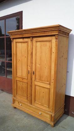 Antik fenyő bútorok, parasztbútorok, népies bútorok, festett bútorok, régi bútor | Antik bútor kereskedés, festett népi parasztbútorok