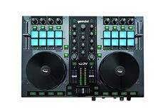 nice Bluetooth USB SD 150-Watt Power DJ Controller