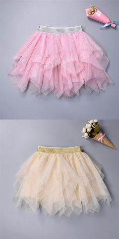 Toddler Kid Girl Irregular Tutu Skirt Tutus For Girls, Kids Girls, Girl Tutu, Ballet Skirt, Skirts, Outfits, Dresses, Fashion, Vestidos