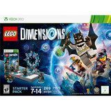 Lego Dimensions Starter Pack - Xbox 360, 1000534190
