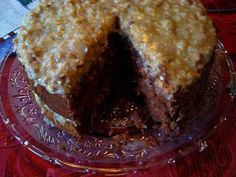"""http://sweetteaandcornbread.blogspot.com/2012/12/german-chocolate-cake.html#   """"German Chocolate Cake"""" is my favorite holiday cake or anytime cake actually!"""