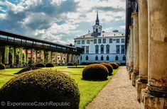 Chateau Lysice - Experience Europe Famous Gardens, Stunning View, Beautiful, Wedding Show, Empire Style, Months In A Year, Plan Your Trip, The Locals, How To Memorize Things