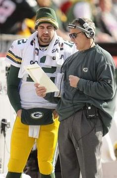 Aaron Rodgers Is Not the Packers' Play Caller - http://packerstalk.com/2015/06/15/aaron-rodgers-is-not-the-packers-play-caller/ http://packerstalk.com/wp-content/uploads/2015/06/clementss.jpeg