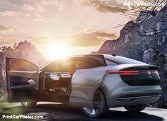 Volkswagen ID Crozz Concept 2017 poster, #poster, #mousepad, #tshirt, #printcarposter