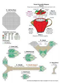 Luscious teapot