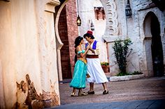Vintage Walt Disney World: Morocco Pavilion Opens At Epcot tami@goseemickey.com