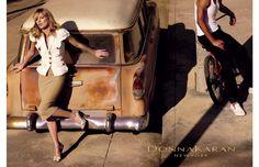 La campagne Donna Karan printemps-été 2008, photographiée par Mert & Marcus