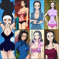 Niko robin Nami One Piece, One Piece Comic, Art Manga, Manga Anime One Piece, Chica Anime Manga, Cute Anime Character, Character Art, Character Design, Nico Robin