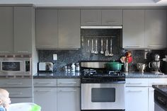 1990s gray cabinets contemporary - Google Search