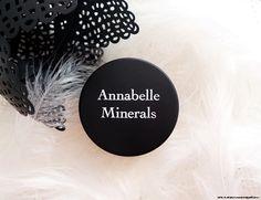 Kolorowo i pachnąco...: ANNABELLE MINERALS - Primer Pretty Neutral - Puder glinkowy, który nie tylko utrwala makijaż, ale i pielęgnuje skórę