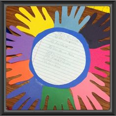Earth Day poetry and art activity!